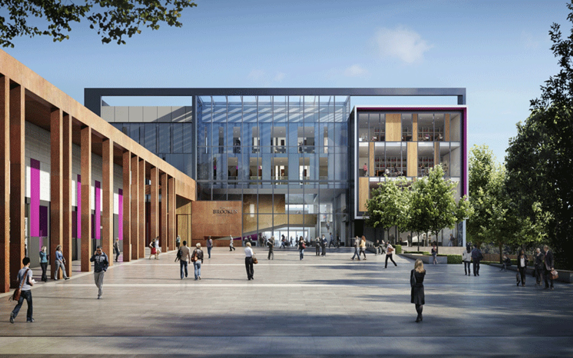Oxford Brookes University Student Centre Rsa Geotechnics